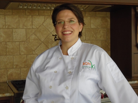 Bon Vie Kitchen 3 - Chef Molly Clayton