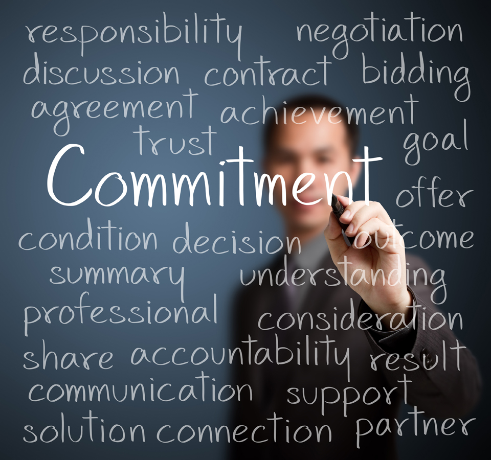 text-commitment