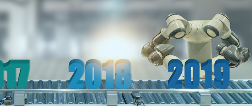 5 Manufacturing Technology Trends to Watch in 2019
